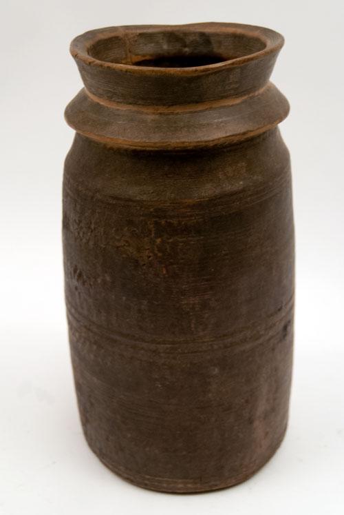 18th Century Early American Treenware Unusual And Rare