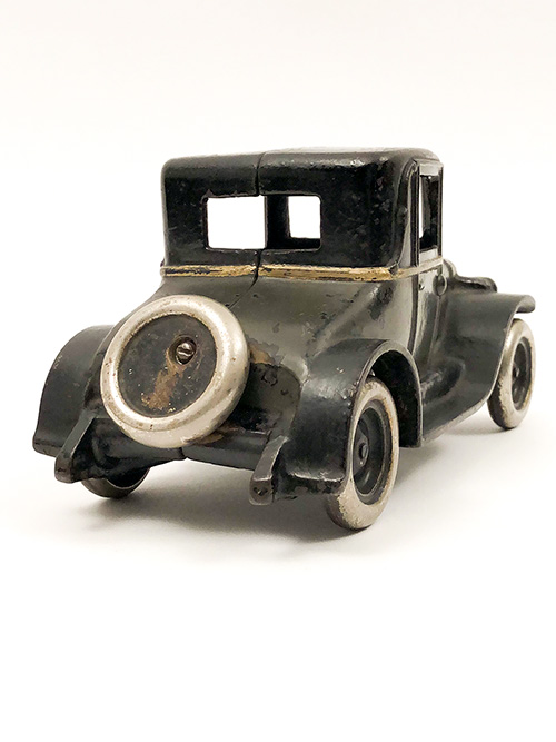 Antique Arcade Toy Cast Iron Improved Chevrolet Coupe For Sale From Z and K Antiques