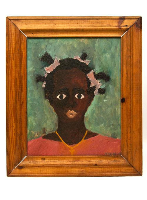 Black Americana Civil Rights Era Folk Art Outsider Art