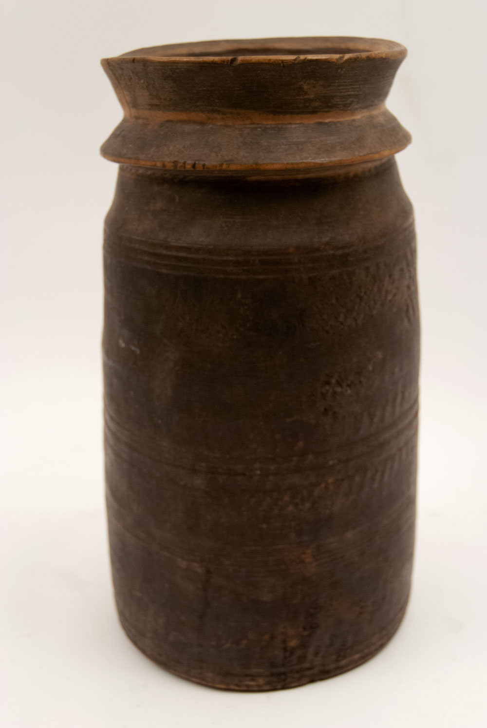 18th Century Early American Treenware Unusual And Rare