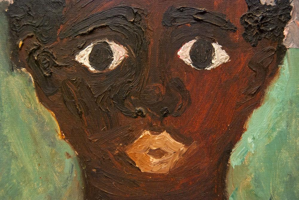 Black americana civil rights era folk art outsider art for Art photos for sale