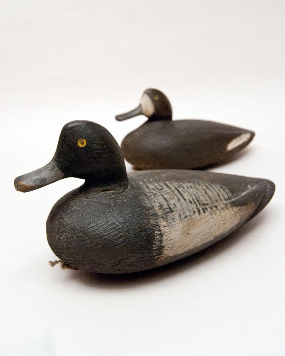 dating wooden duck decoys