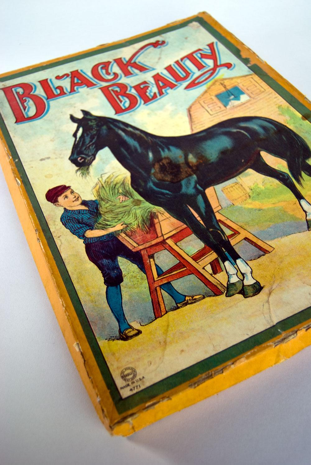 Black Beauty Games