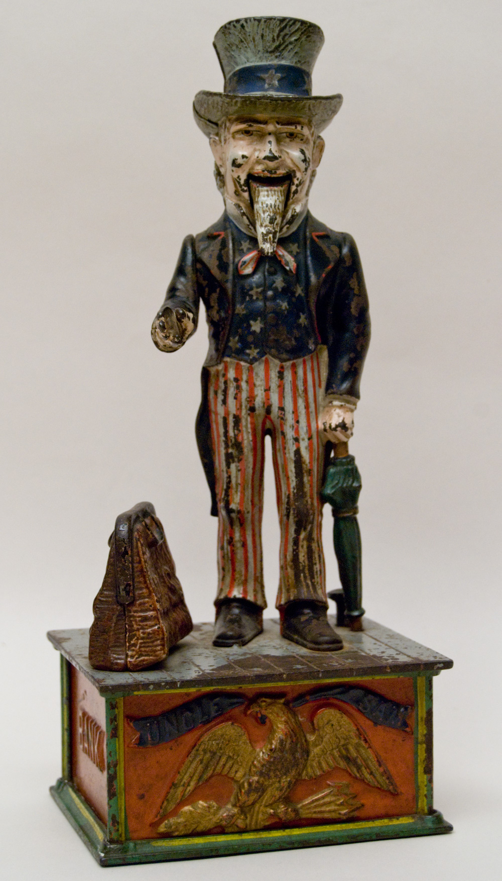 Uncle Sam Mechanical Bank