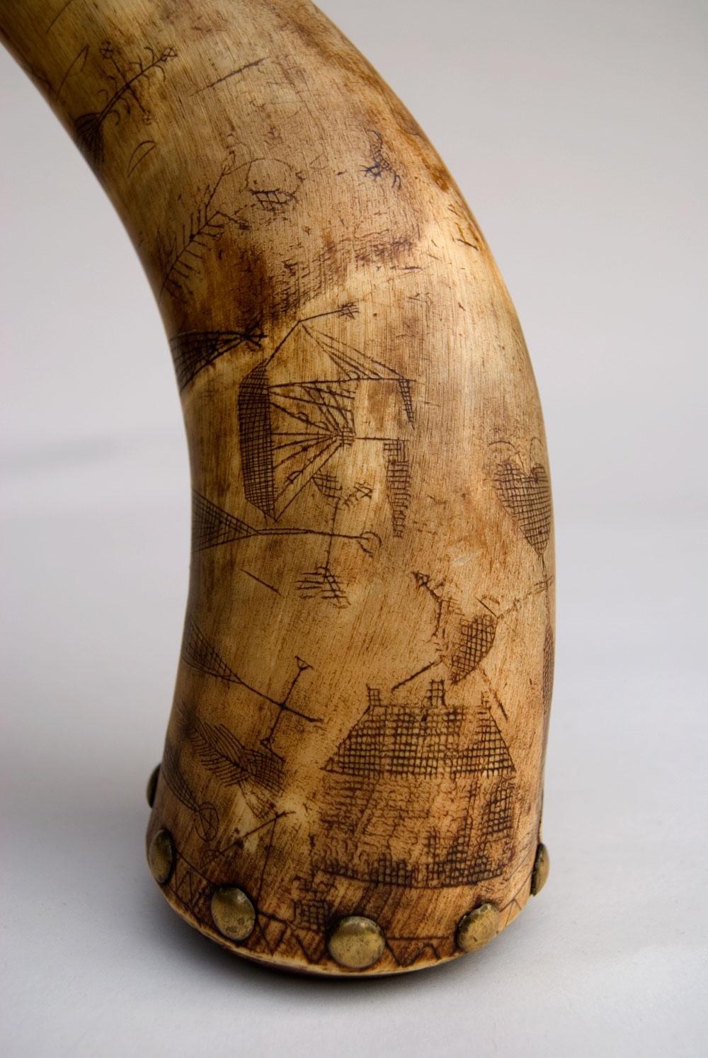 antique folk art 18th century