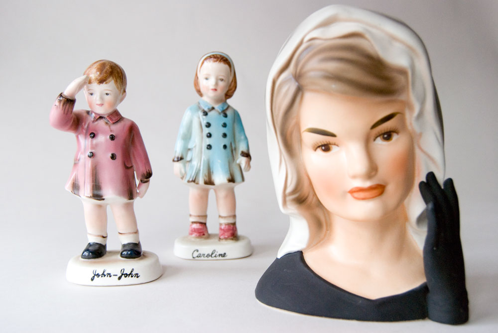 Jacqueline Jackie Kennedy Inarco Head Vase For Sale