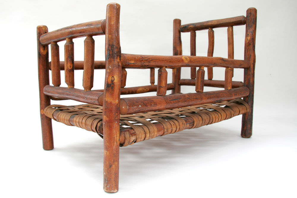 Antique old hickory furniture antique furniture for Used antique furniture