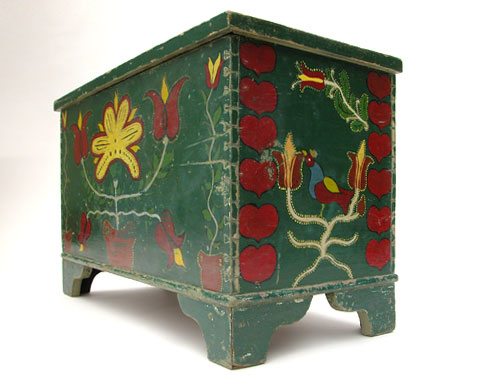 Antique Painted American Furniture Somerset County