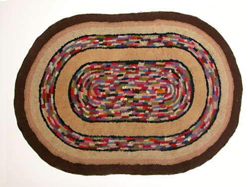 Hooked Rugs - Primitive Beginnings