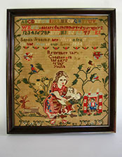 Amazon.com: Cross Stitch Antique Style Samplers (9780715318300