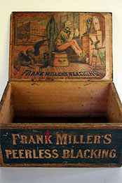 Uncle Sam Patriotic Antique Box