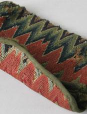 18th century flame stitch