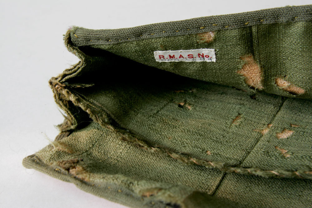 18th Century Flame Stitch Wallet
