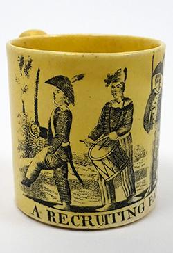 American Stoneware, Redware, Mochaware, Historical