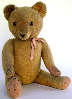 Bing Teddy Bear: Antique Teddy Bear For Sale
