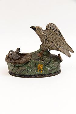 Re Case Eagle Statue