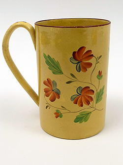 American Stoneware, Redware, Mochaware, Historical Staffordshire and