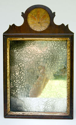 Period Queen Anne Mirror For Sale