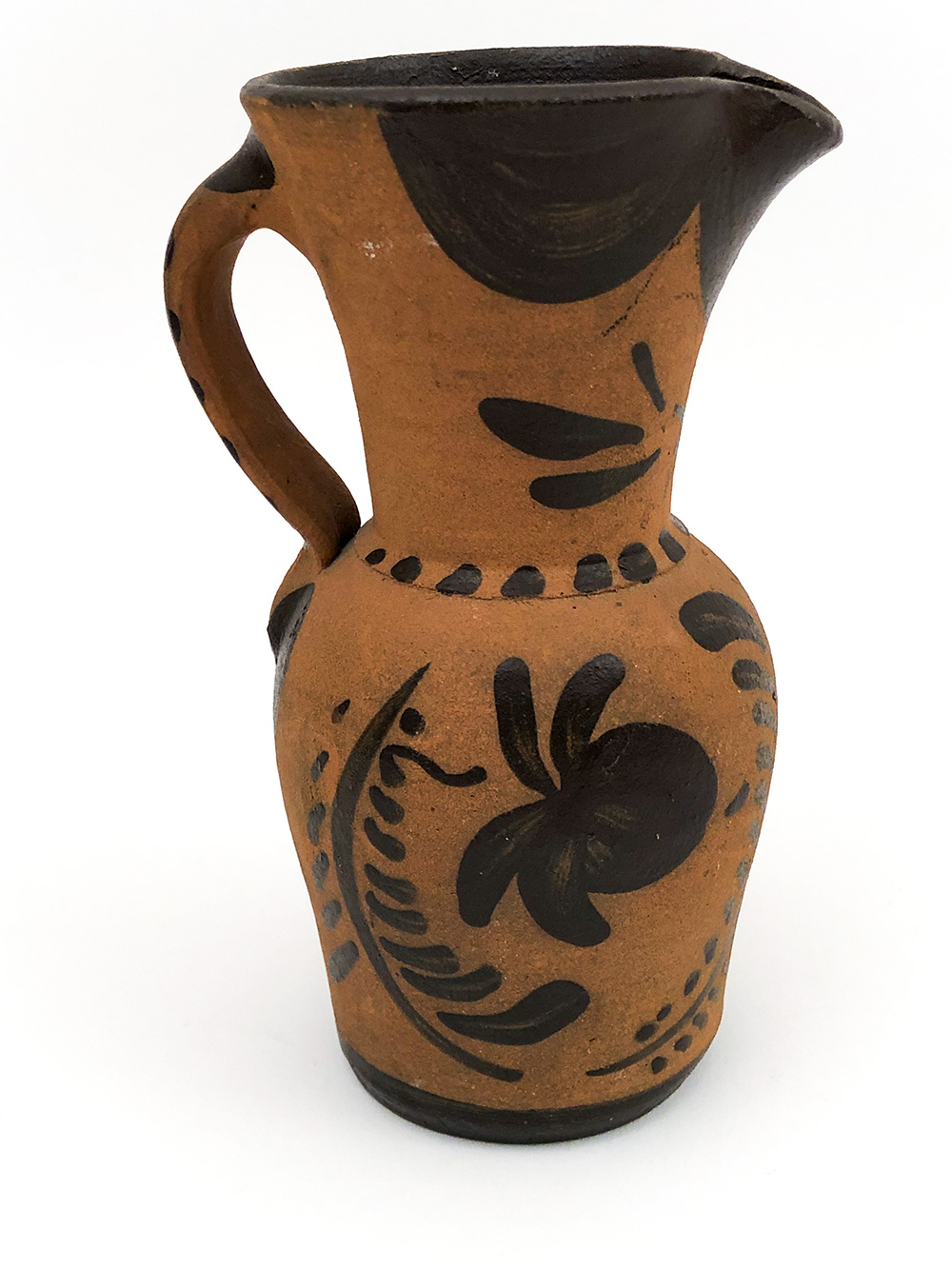 New Geneva Pennsylvania Tanware Pitcher For Sale