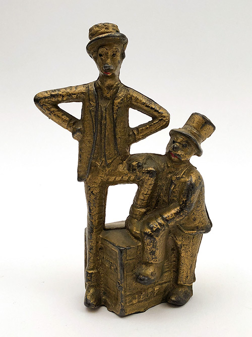 Mutt and Jeff antique comic character still bank for sale